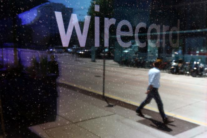 Les locaux d'une filiale de Wirecard à Vienne, le 1er juillet.