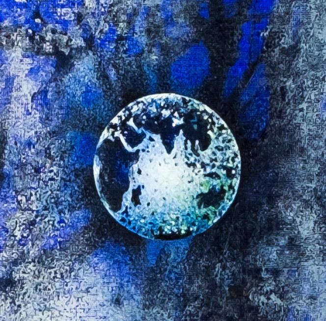 « Outre-Terre», par Michel Granger.