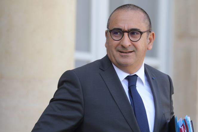 Laurent Nuñez, le 18 septembre2019