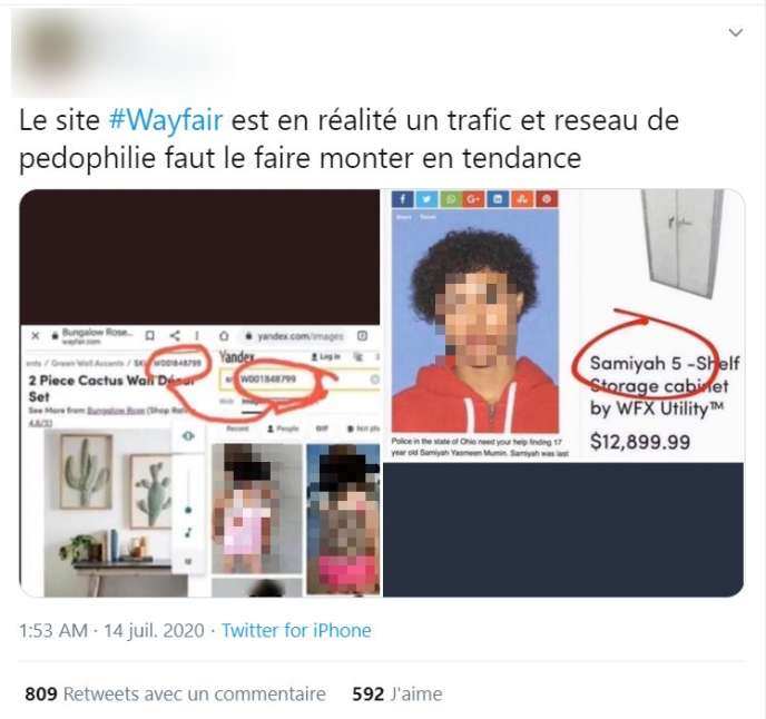 how an e-commerce web site received accused of organizing a pedophile community