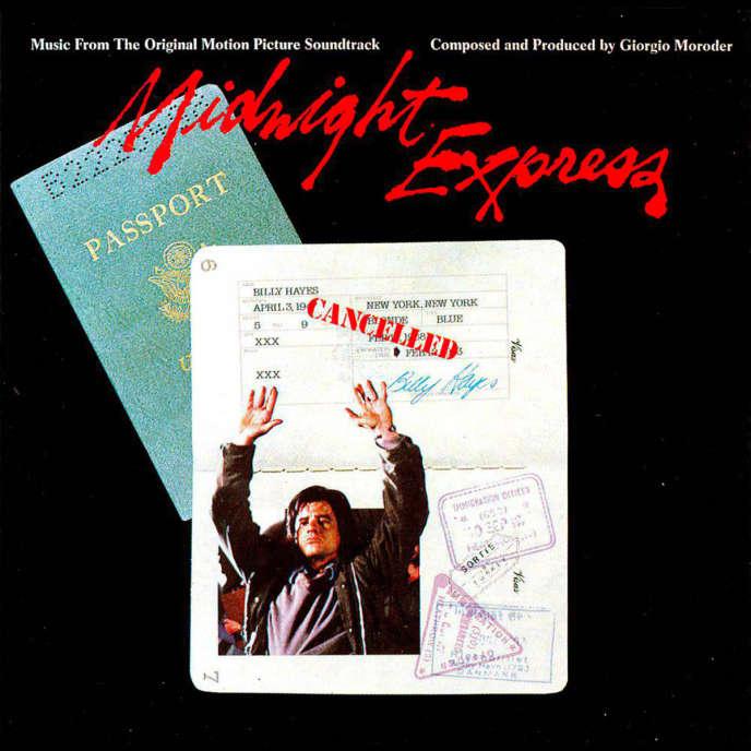 « Midnight Express » (1978), de Giorgio Moroder.