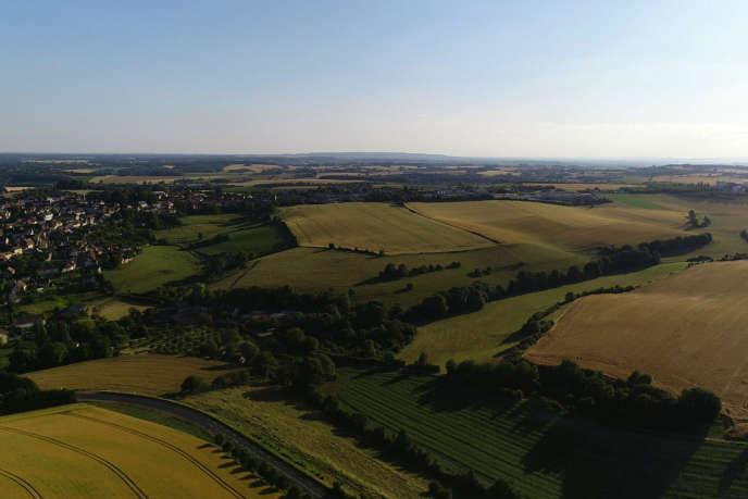 Image extraite du documentaire «Le Perche, terre de manoirs et de bocages» deMarie David.