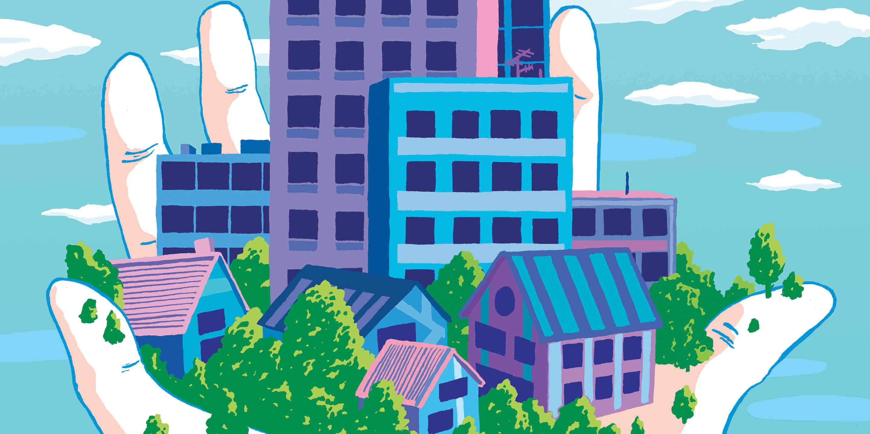Les « communs urbains », graines de démocratie locale
