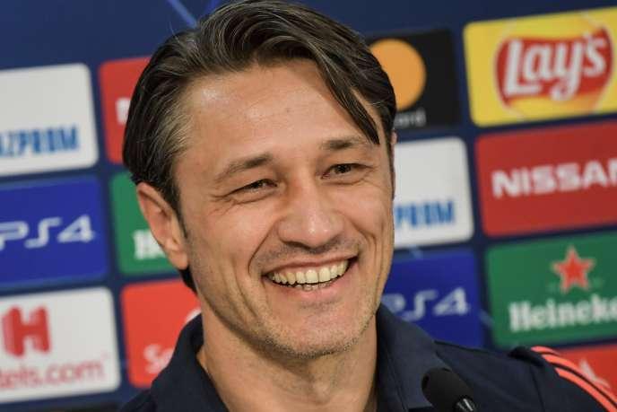 Niko Kovac was the coach of Bayern Munich until November 2019.