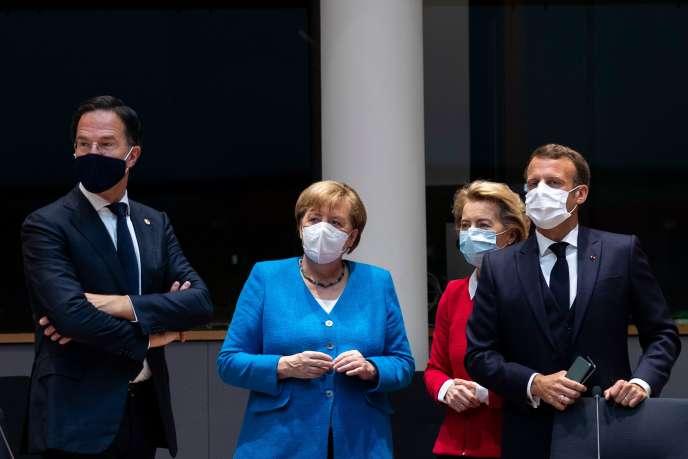 Europe : ils se sont tous foutus de Macron, la France encore dindon de la farce