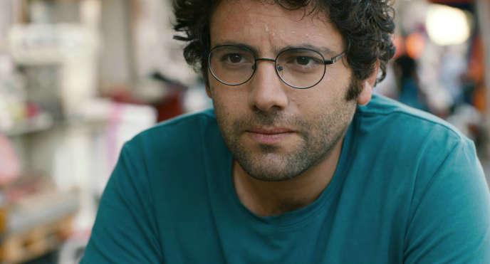 L'acteur et réalisateur Yossi Atia.