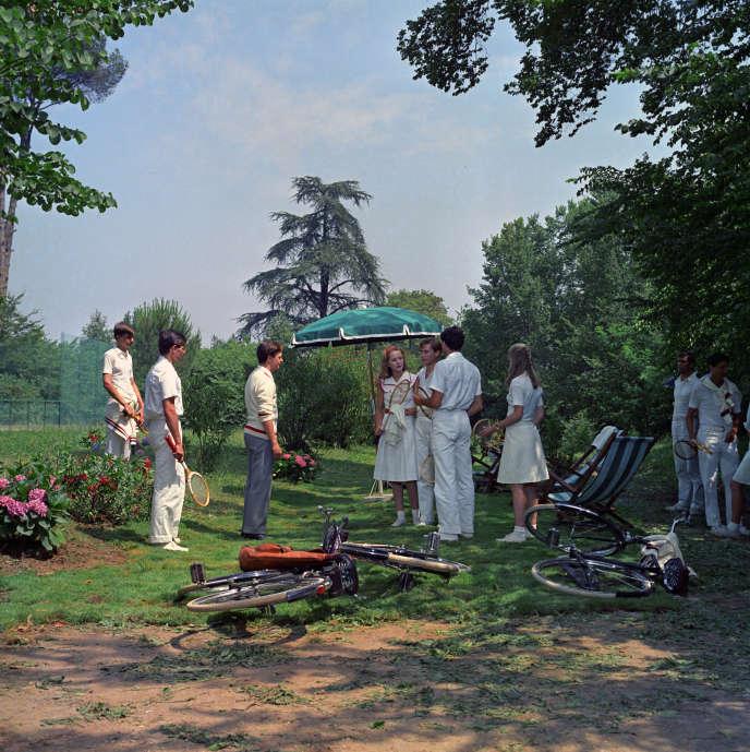 «Le Jardin de Finzi-Contini», de Vittorio de Sica.