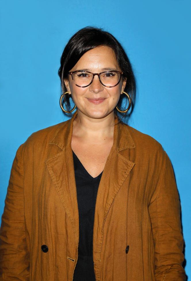 La journaliste américaine Bari Weiss, à Miami (Floride), en novembre 2019.