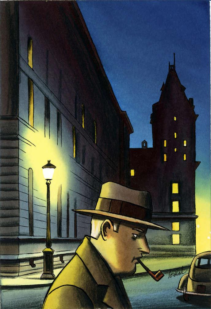 Maigret vu par Loustal