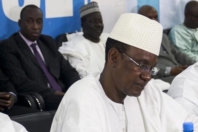 L'homme politique malien Choguel Maiga en août 2018 à Bamako.