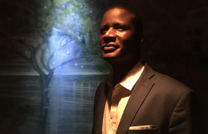 Clément Dembélé, le 28 mai 2020, à Bamako