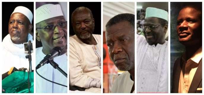 Qui sont les principaux leaders de la contestation au Mali ?