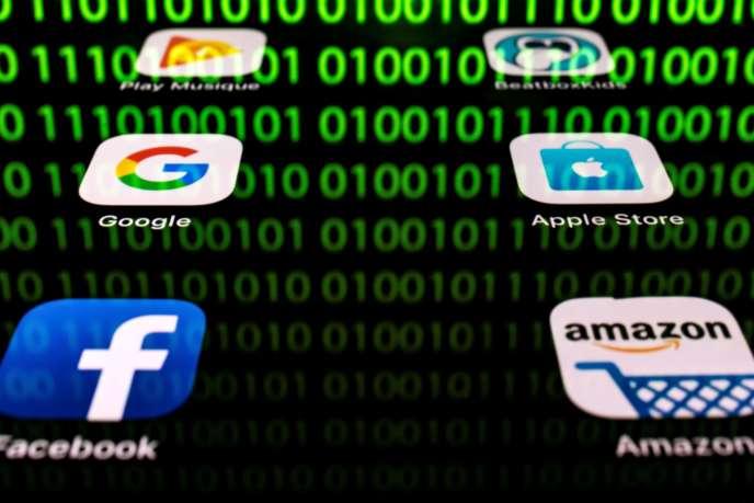 Les patrons deGoogle, Apple, Facebook et Amazon devront répondre aux questions des parlementaires.