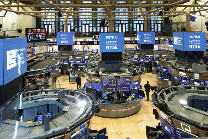 Les certificats sur le CAC 40 sont ceux qui rencontrent le plus de succès, mais il existe aussi des produits sur d'autres indices comme ceux de Wall Street (photo).