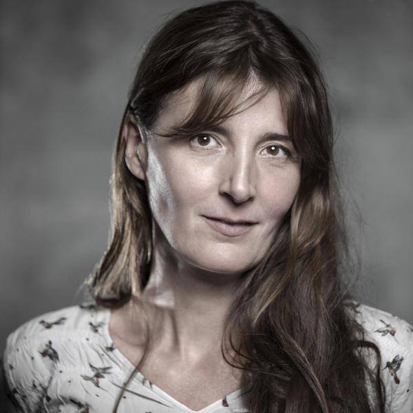 Carole Fives, en 2018.