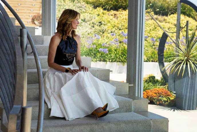 Laura Dern incarne dans « Big Little Lies » une riche femme d'affaires de Monterey.