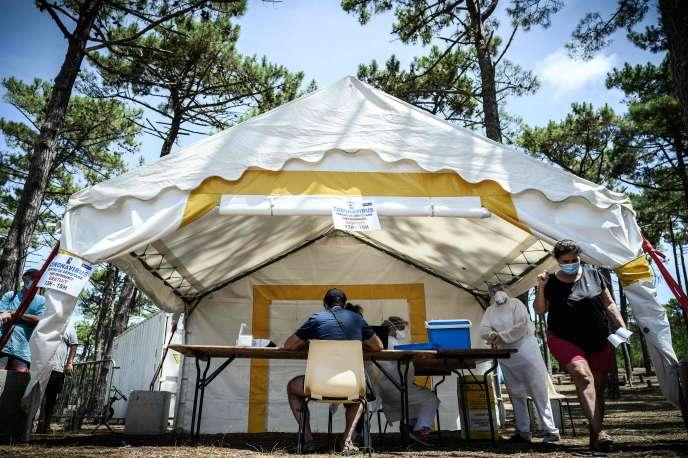Coronavirus en France : pompiers et aides-soignants autorisés à procéder à des tests, remboursés même sans ordonnance 1102685_5029252-01-06