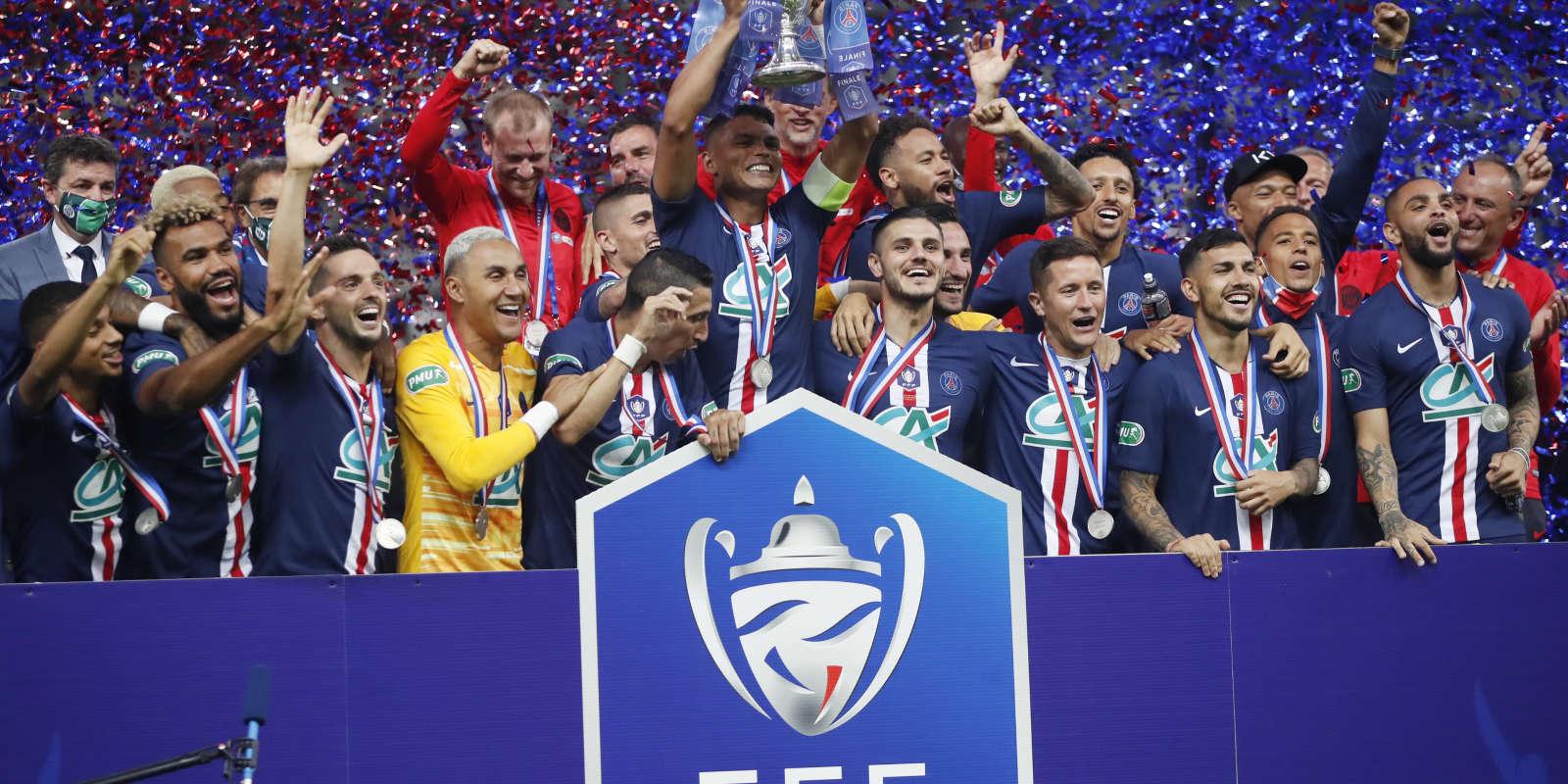 Le Paris-Saint-Germain a remporté la treizième Coupe de France de son histoire.