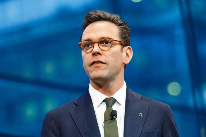 James Murdoch, à New York, en 2017.