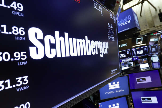 A la Bourse de New York, en octobre 2019.
