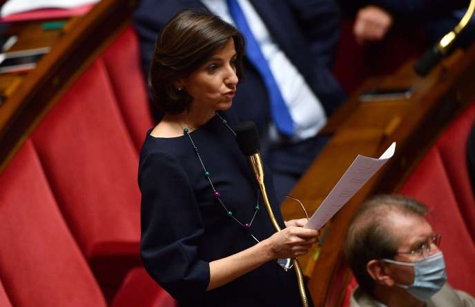 Nathalie Elimas, le 8 juillet 2020.