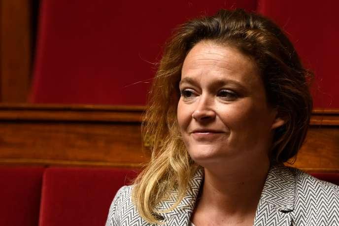 Olivia Grégoire, le 16 mai 2018.