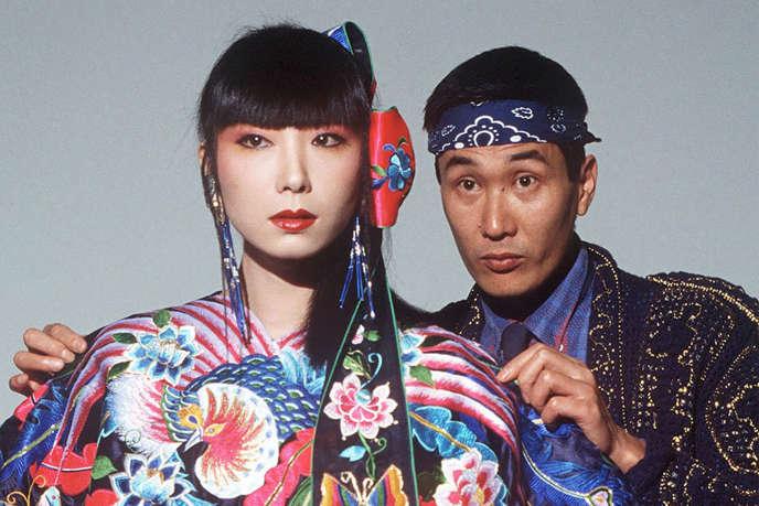 Japanese clothier Kansai Yamamoto is useless