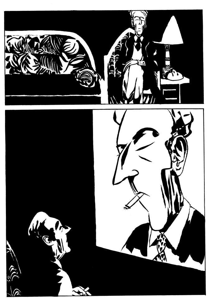 Extrait de« Cocteau, l'enfant terrible», de Laureline Matiussi et François Rivière.