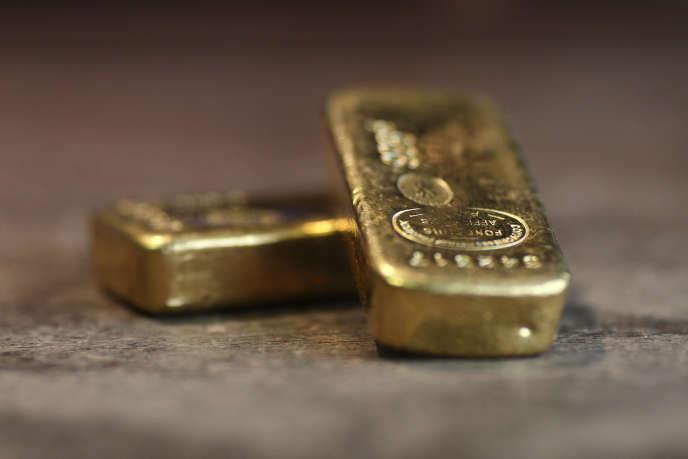 Depuis un an déjà, le métal jaune retrouve aux yeux des investisseurs son statut immémoriel de valeur refuge.