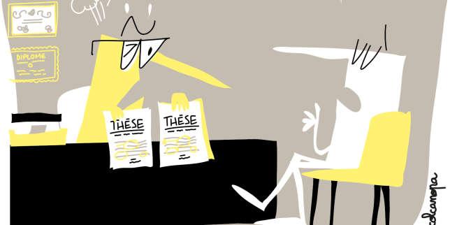 L'annulation d'une thèse pour plagiat déstabilise l'université Paris-I -Sorbonne thumbnail