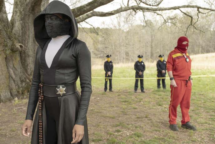 Regina King a été nommée dans la catégorie « meilleure actrice dans une mini-série » pour son rôle dans « Watchmen ».