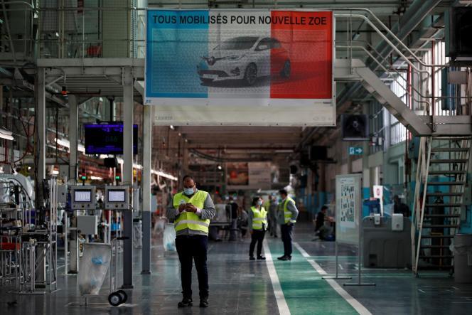 Renault n'a pas d'autre choix que de transformer l'usine de Flins, a déclaré Jean-Dominique Senard, le président du groupe au losange.