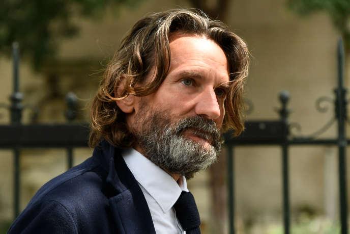 A la rentrée, Frédéric Beigbeder revient sur France Inter, pour les critiques littéraires du «Masque et la Plume ».