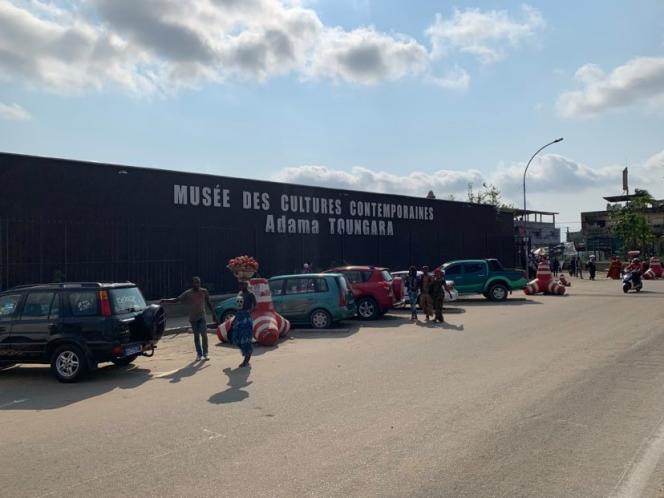 A Abidjan, le Musée des cultures contemporaines d'Abobo inauguré en mars 2020 a été conçu par l'architecte ivoirien Issa Diabaté.