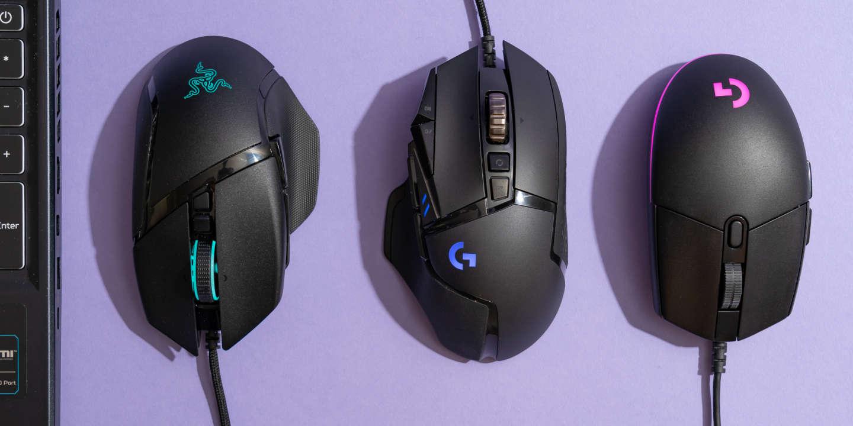 Les meilleures souris gamer