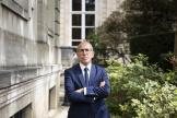 Eric Ciotti, député des Alpes-Maritimes, à l'Assemblée nationale à Paris, le 28 juillet 2020.