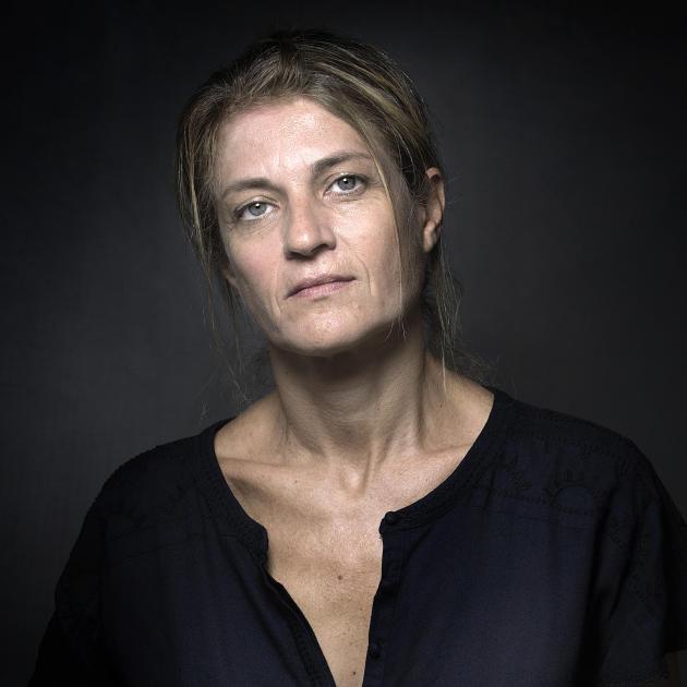 Nathalie Azoulai, en 2015.
