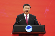 Le président chinois, Xi Jinping, le 31 juillet 2020, à Pékin.