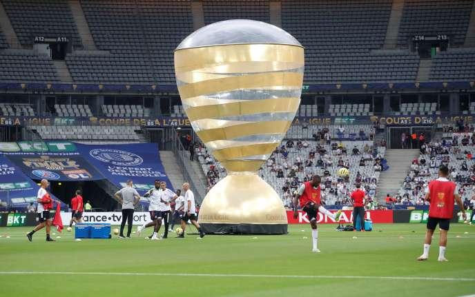 La dernière édition de la Coupe de la Ligue a été remportée par le Paris-Saint-Germain (PSG) vendredi 31juillet.