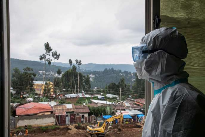 In Ethiopia, concern of the coronavirus has light because it spreads