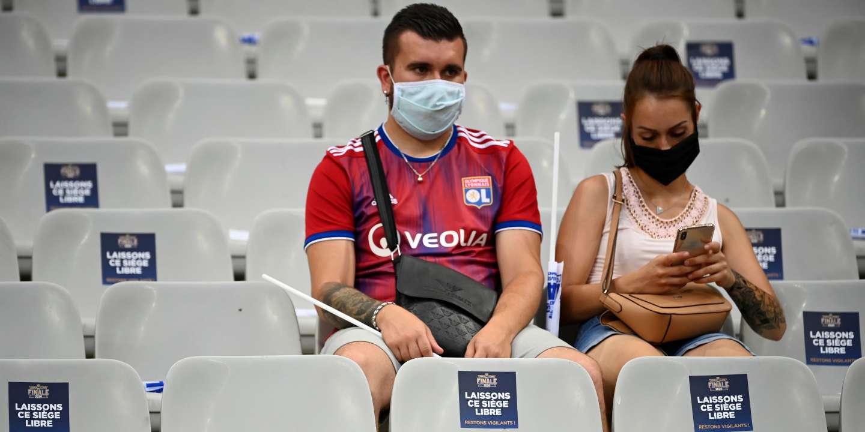 Coronavirus : le football cherche les moyens de sécuriser le retour des spectateurs