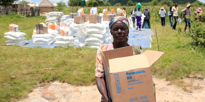 Au Zimbabwe, 60% de la population aura besoin d'aide alimentaire d'ici à la fin de l'année