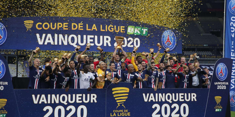Le PSG gagne une triste dernière finale de la Coupe de la Ligue