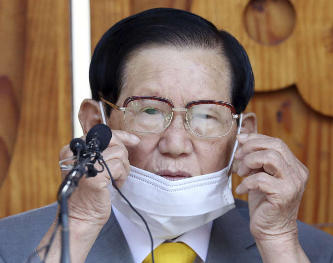 In South Korea, Shincheonji sect chief arrested for obstructing coronavirus combat