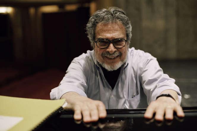 Le pianiste américainLeon Fleisher en 2006.
