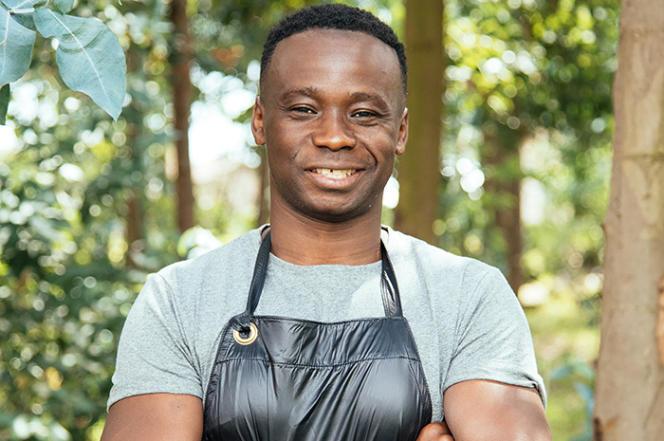 le chef Dieuveil Malonga veut casser les codes de la restauration traditionnelle et réinventer la cuisine africaine.