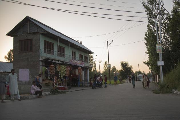 Pulwama dans le sud Cachemire.