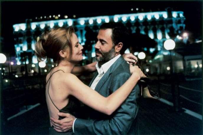 Isabelle Carré et José Garcia dans« Quatre étoiles», de Christian Vincent.