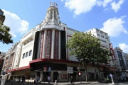 Le Grand Rex à Paris, le 4 août.