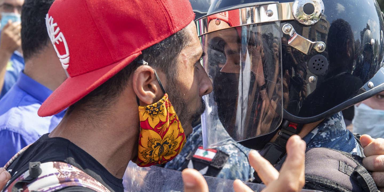 La double explosion de Beyrouth touche un pays en pleine décomposition